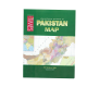 Pakistan map-World times