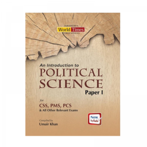 Introduction to Political science-World times-CSS book-Each unit