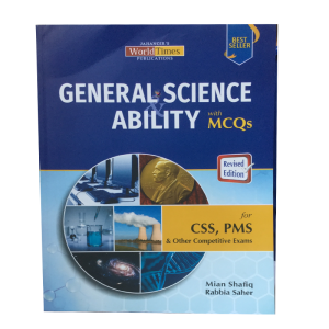 Genaral science ability book css