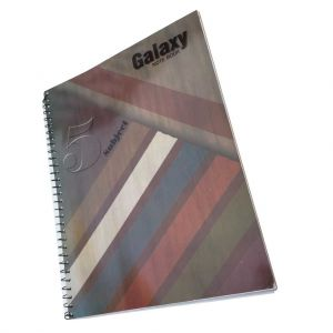 Galaxy-notebook-Partition-narrow line-Each unit