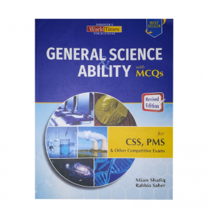 General science ability-World times-CSS book-Each unit