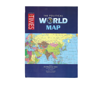 World map World times