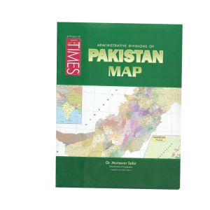 Pakistan map World times