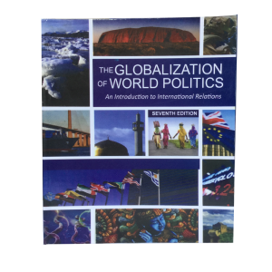 The Globalization of world politics book 7th edition