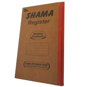 Shama-Attendence register-Urdu-Each unit