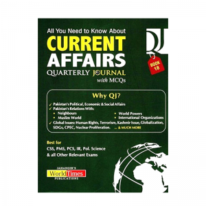 Current affairs Mcqs book-Each unit